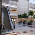 Mall Passenger Safety Building 30/35 Degree Indoor Public Step Escalator
