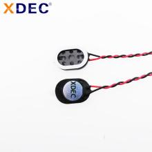 1712 8ohm 0.7w haut-parleur de bracelet de sport de paiement intelligent