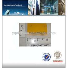 kone escalator comb plate KM500937H02