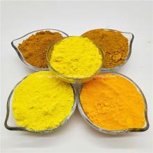 Заводской хромированный желтый порошок для красителя
