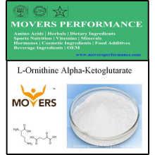 Fournir de haute qualité Nutrition Supplément L-Ornithine Alpha-Ketoglutarate (2: 1)