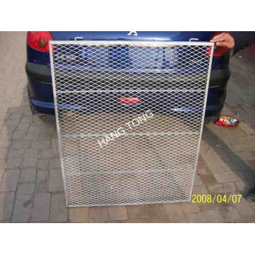 Expended Panel Fence