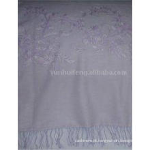 xale de lenço de lã de pashmina