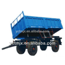 6ton truck trailer with trailer for sale/truck trailer for transport