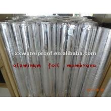 Aluminum film self adhesive waterproof membrane