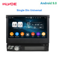 Universal Single Din Android Auto DVD-Player