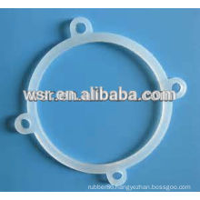 COLORED MOLDED SILICONE / SILICON O RING MOLDS / MOLDING