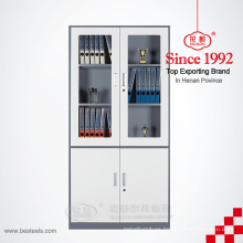 Full height knock down design office steel file cabinet furniture from Luoyang