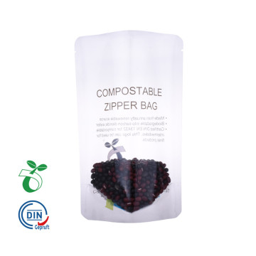 Reciclaje de plástico biodegradable Stand Up Pouch Fertilizer Bags