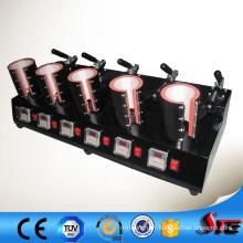 Homologués CE Stc coupe Printing Machine de transfert de chaleur