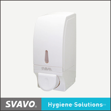 Wall Mount Hand Push Foaming Soap Dispenser for Bathroom Accessories (V-830)
