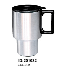 Stainless Steel Vacuum Double Wall Auto Car Mugs New