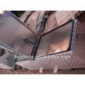 Wasserdichte Aluminium Gull Wing Pickup Truck Werkzeugbox