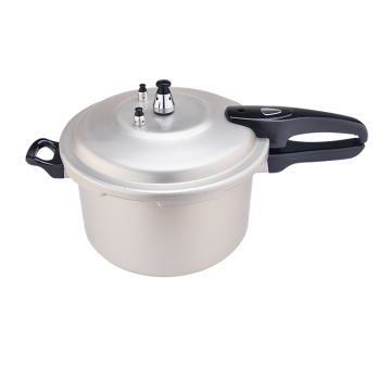 7L Aluminum Alloy Pressure Cooker Household Anodized Finish
