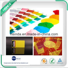 High Quality Outdoor Polyester Resin Powder Coating