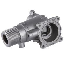 Couvercle de vanne de gaz en aluminium