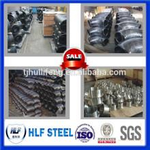 HS Code Carbon Steel Pipe Fittings