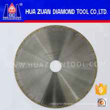 Silent Diamond Saw Blades for Cutting Hard Quartz