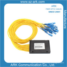 China Supplier 1*32 Fiber Optic PLC Coupler/PLC Splitter