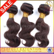 Strong Weft Body Wave Human Hair Weaving Products Virgin Italian Hair