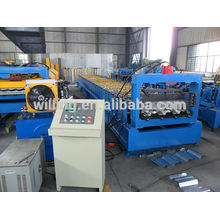auto floor decking panel rolling forming machine in china