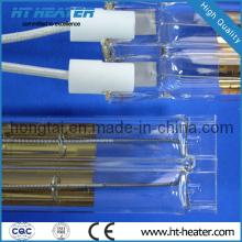 Aquecedor infravermelho de quartzo de onda média aprovado por Hongtai CE
