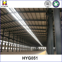 Low cost Industrial Prefabricated steel construction warehouse