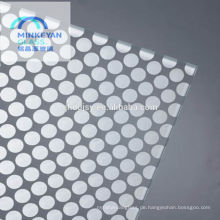 China Hersteller benutzerdefinierte Design Seide Druck Glas für reichlich dekorieren;