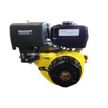15.0HP 4-тактный бензиновый двигатель с одним цилиндром Ohv