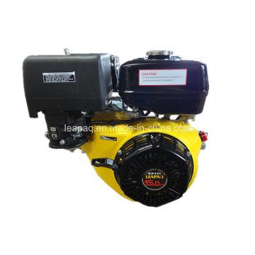 15.0HP 4-Stroke motor de gasolina de cilindro único Ohv
