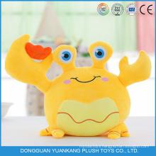 Best stuffed golden plush toy crab
