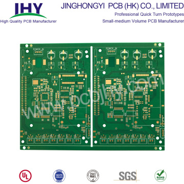 PCB d'or d'immersion de 4 couches