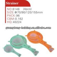 Haixing кухня органических силиконовые сетчатый фильтр