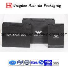 Бумага/пластичная хозяйственная сумка с конструкцией клиента