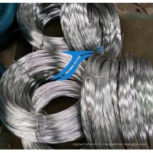 Катанку 6,5 мм труба q195 высокого качества низкоуглеродистая Гальванизированная сталь