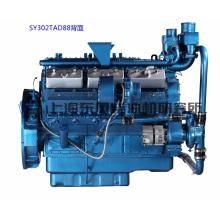 830kw, Shanghai Dongfeng Diesel Engine para Grupo Gerador / Motor de Força