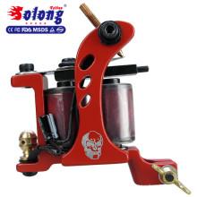 Solong TK105-70 Beginner Tattoo Kit with Tattoo Gun Power Supply Tattoo Kits With Needles