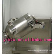 Small three-dimensional mixer