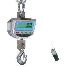 Цифровые крановые весы с ЖК-дисплеем 5 тонн