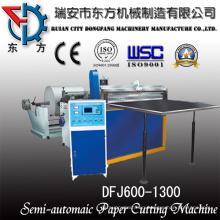 Massicot Paper Roll Cutting Machine