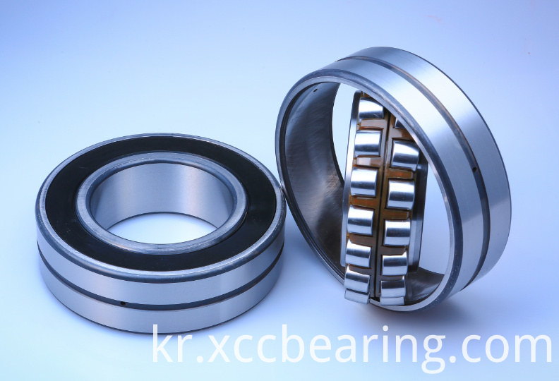 Double Row Tapered Roller Bearings 2