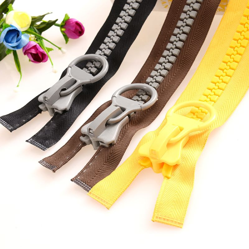 10 Inch palstic Separating Zipper