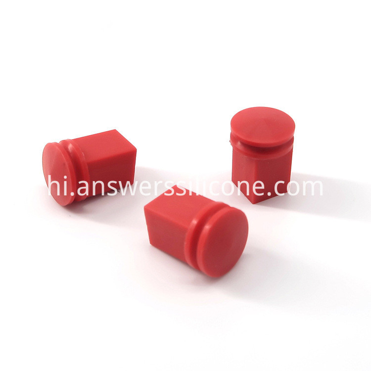 Small Silicone Rubber Grommets