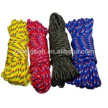 Corde de corde en polyester tressé de 3 mm