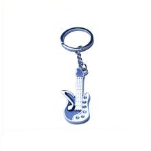 Customized unique shape musical instrument keychain