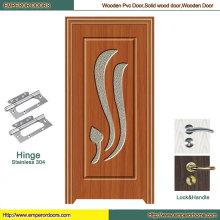 Double Swing Door Door Cedar Door Interior PVC Door