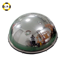 hot selling 360 degree acrylic dome convex mirror for indoor usage
