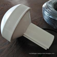 Customized high quality precise plastic antenna enclosure