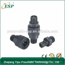 ESP QZB275-77 Close Type hydraulic mechanical coupling type breakaway quick release air couplings(Steel )