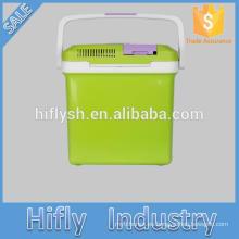 HF-26L DC 12 V / AC 220 V 55 W refrigerador del coche refrigerador del coche caja de refrigeración mini refrigerador portátil del coche (certificado CE)